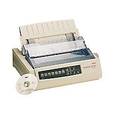 OKI ML320T Monochrome Dot Matrix Printer