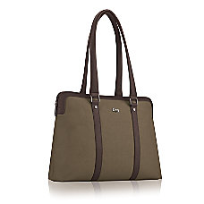 Solo Executive Polyester Laptop Tote for