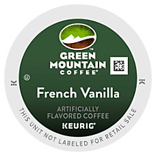 Green Mountain Coffee French Vanilla Coffee