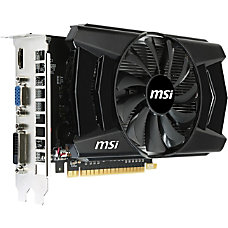 MSI N750TI 2GD5OC GeForce GTX 750