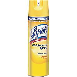 Lysol Professional Disinfectant Spray Original Scent