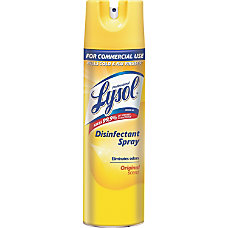 Lysol Professional Disinfectant Spray Original Scent