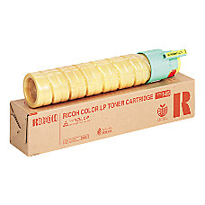 Ricoh 888277 Yellow Toner Cartridge