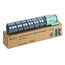 Ricoh 888311 High Yield Cyan Toner