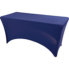 Iceberg Stretchable Fitted Table Cover 1