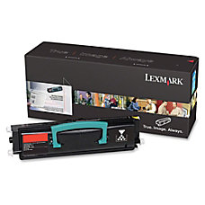 Lexmark E450H41G Black GSA High Yield