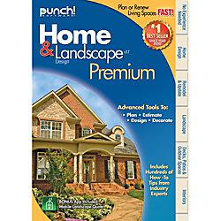 Punch home and landscape design premium v17 download for Punch home garden design collection