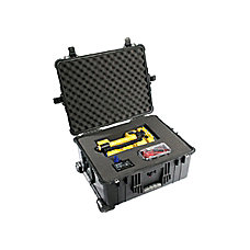 Pelican 1610 Case with Foam Black