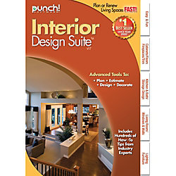Punch Interior Design Suite V17 Download Version By Office Depot Officemax
