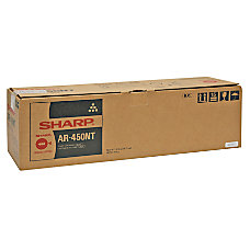 Sharp AR 450NT Black Toner Cartridge