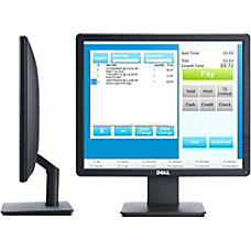Dell 17 LED HD LCD Monitor