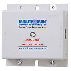 Minuteman LineGuard MMS CAT5 LAN RJ45