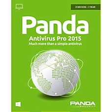 Panda Security Antivirus Pro 2015 3