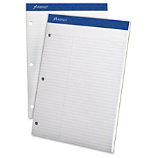 Ampad Double Sheet Writing Pads 100