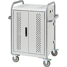 Bretford 30 Unit Device Cart
