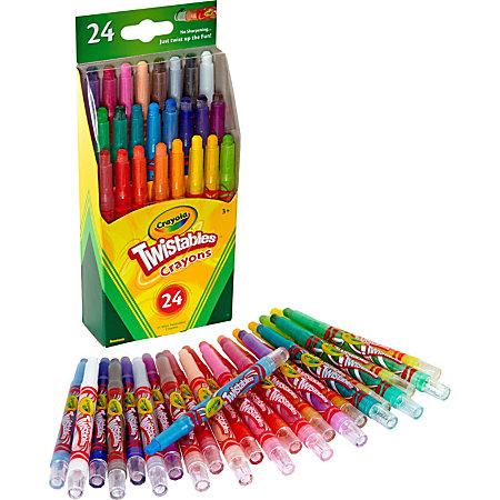 eco conscious - Crayola Colored Pencils Twistables