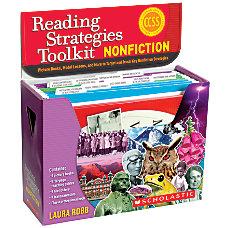 Scholastic Reading Strategies Toolkit Nonfiction Grades