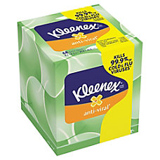 Kleenex Anti Viral Facial Tissue 68