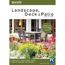 Punch Landscape Deck Patio v19 for