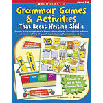Scholastic Grammar Games Activities That Boost