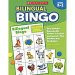 Scholastic Bilingual Bingo 80 Pages 40