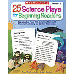 Scholastic 25 Science Plays For Beginning