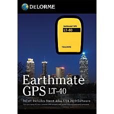 DeLorme Earthmate GPS LT 40 2010