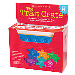 Scholastic The Trait Crate®: Kindergarten