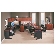 Bush OfficePro Corner Hutch 36 12