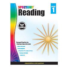 Carson Dellosa Spectrum Reading Grade 1