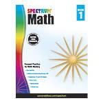 Carson Dellosa Spectrum Math Grade 1