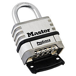 Master Lock ProSeries Stainless Steel Combination