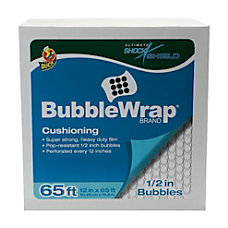Duck ShockShield Bubble Wrap 12 x
