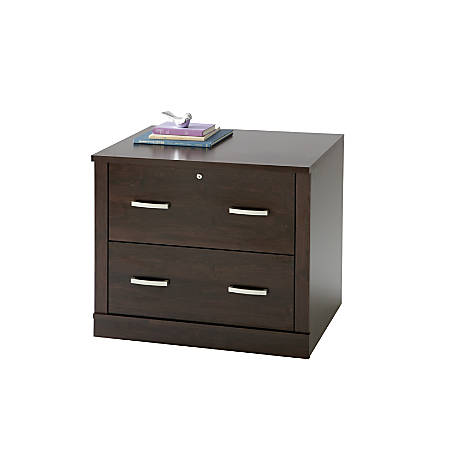 sauder office port collection laminate lateral file 29 12