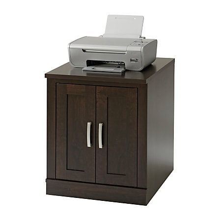 sauder office port collection library base office desk components