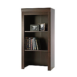 Sauder Office Port Collection Library Hutch