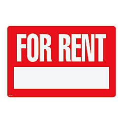 Cosco Printed Sign For Rent 8