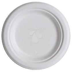 Highmark Renewable Breakroom Plates 6 White