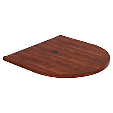 Lorell Prominence Conference Table Top Oval