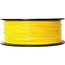 MakerBot True Yellow ABS 1kg Spool