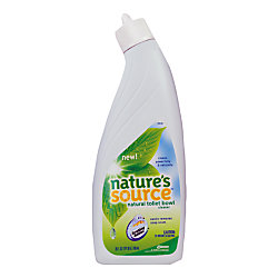 Scrubbing Bubbles Natures Source 100percent Recycled