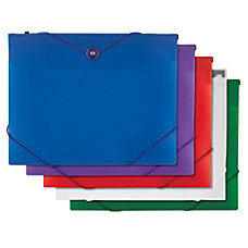 Office Depot Brand Poly 7 Pocket
