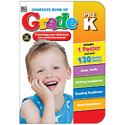 Thinking Kids Complete Book Of PreK