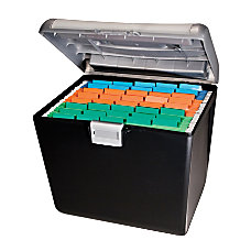 OfficeMax Weather Resistant Compact File Box