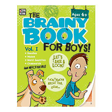 Thnking Kids Brainy Book For Boys
