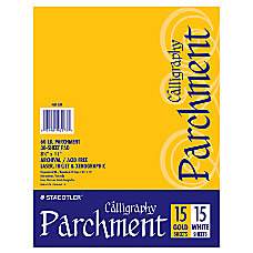 Staedtler Calligraphy Parchment Paper 8 12