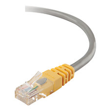 Belkin CAT5e Molded Crossover Cable 10