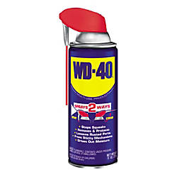 WD 40 Smart Straw Spray Lubricant