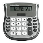 OfficeMax 8 Digit Handheld Calculator