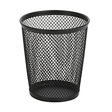 OfficeMax Mesh Pencil Cup Black
